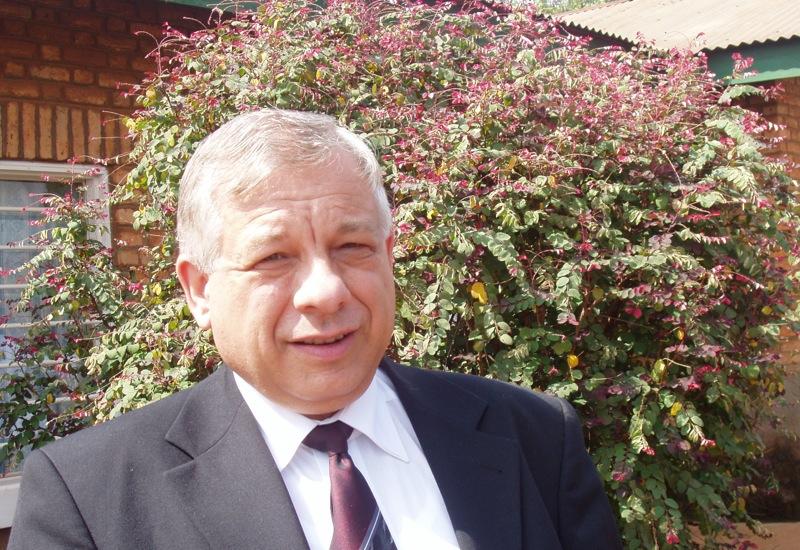 Dr. Szilvási József - Rektor