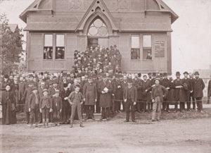 Minneapolisi Generáll Konferencia 1888-ban