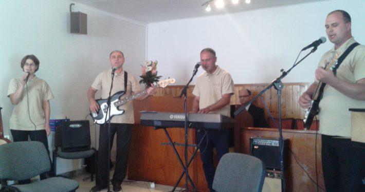 KerSongS - Hálaadó istentisztelet Göncön