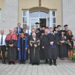 Diplomaátadás és tanévnyitó