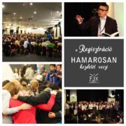 Fiatalok Jézusért Konferencia 2017
