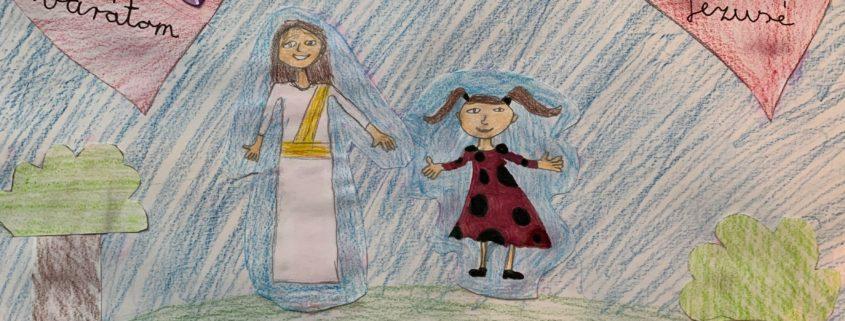 Krisán Admira: Együtt Jézussal